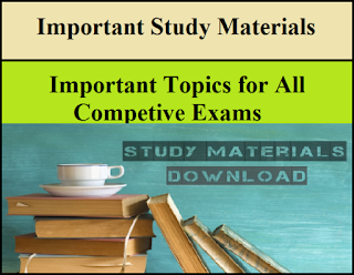 Free Study Material for NDA,CDS,AFCAT, Airforce and Other Competitive Exams
