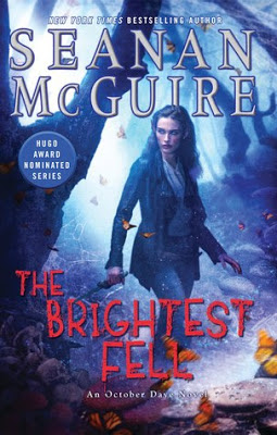Jax, Review, The Brightest Fell, Seanan McGuire, Giveaway, Bea's Book Nook