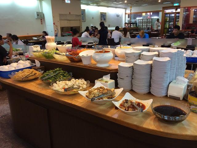 大口平價火鍋、牛排(太平店)沙拉吧