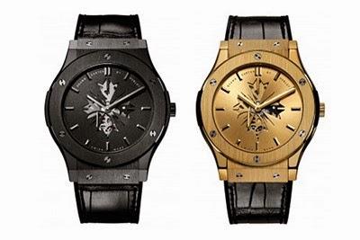 755e1eed7f4 BH Relógio  Jay-Z e Hublot lançam relógios de luxo em parceria