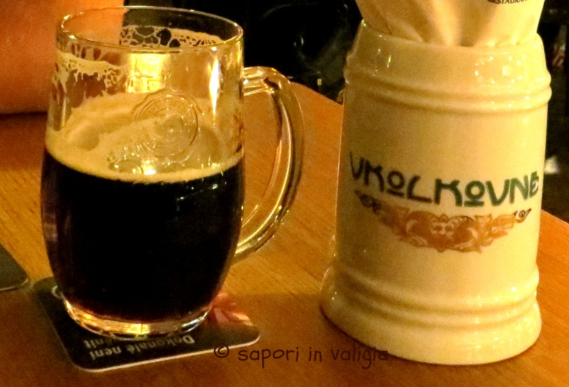 Sapori in valigia 5 specialit da provare a praga e dintorni - Bagno birra praga ...