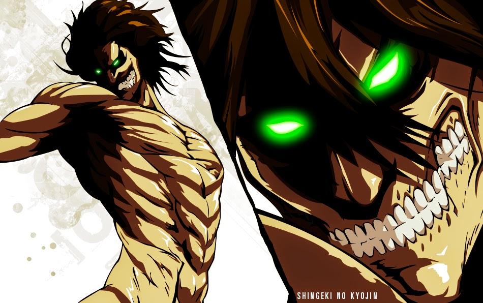 Asal-usul kekuatan Titan Eren