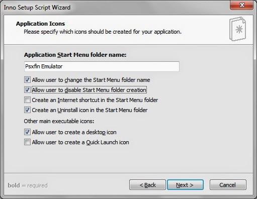 Cara mudah dan cepat membuat Installer (Setup Wizard) aplikasi