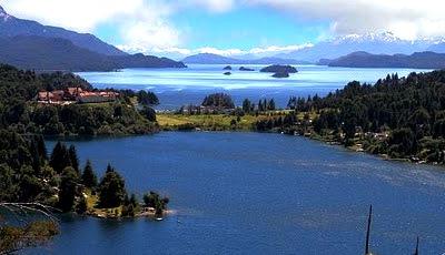 Foto del Lago Nahuel Huapi