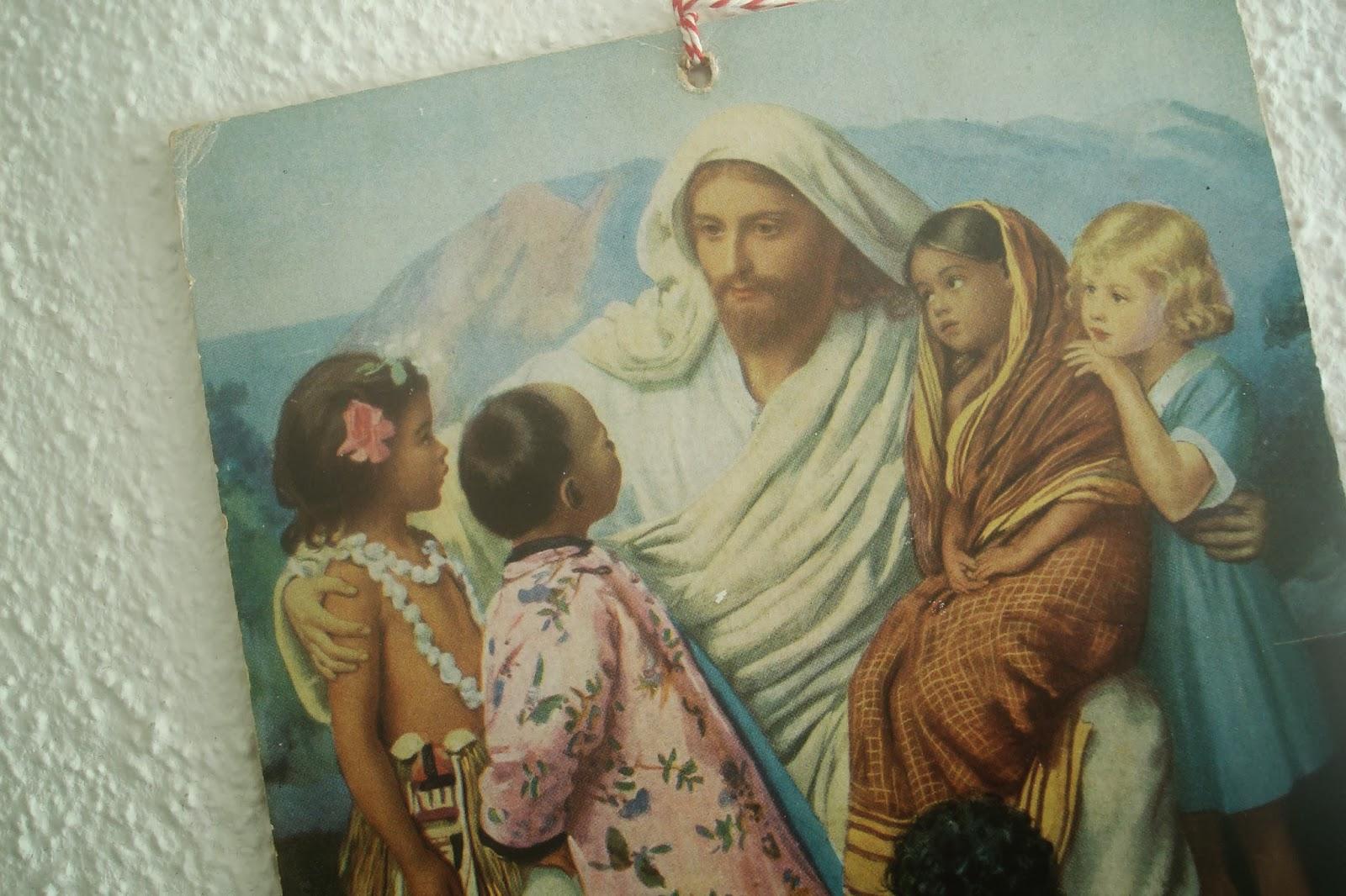 jannekes jolige wereld jezus zegent de kinderen