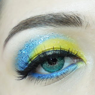 Inside Out, Joy - Makeup Inspiration