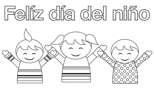 Banco De Imagenes Y Fotos Gratis Feliz Día Del Niño Para