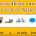 Le français illustré numéro 6 : Le vélo de Xavier.
