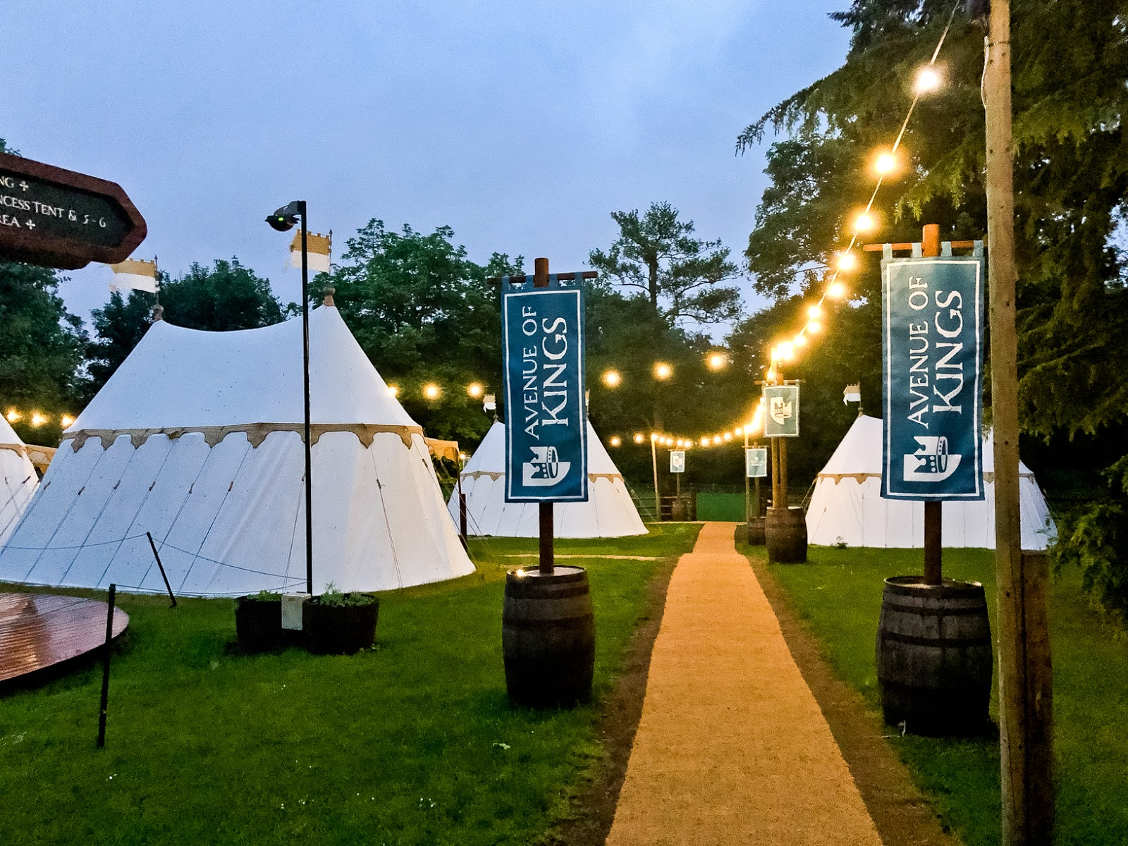 Medieval Glamping At Warwick Castle, Warwick Castle, What to see at Warwick Castle, Staying at Warwick Castle,