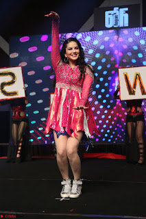 Sunny Leone Dancing on stage At Rogue Movie Audio Music Launch ~  233.JPG