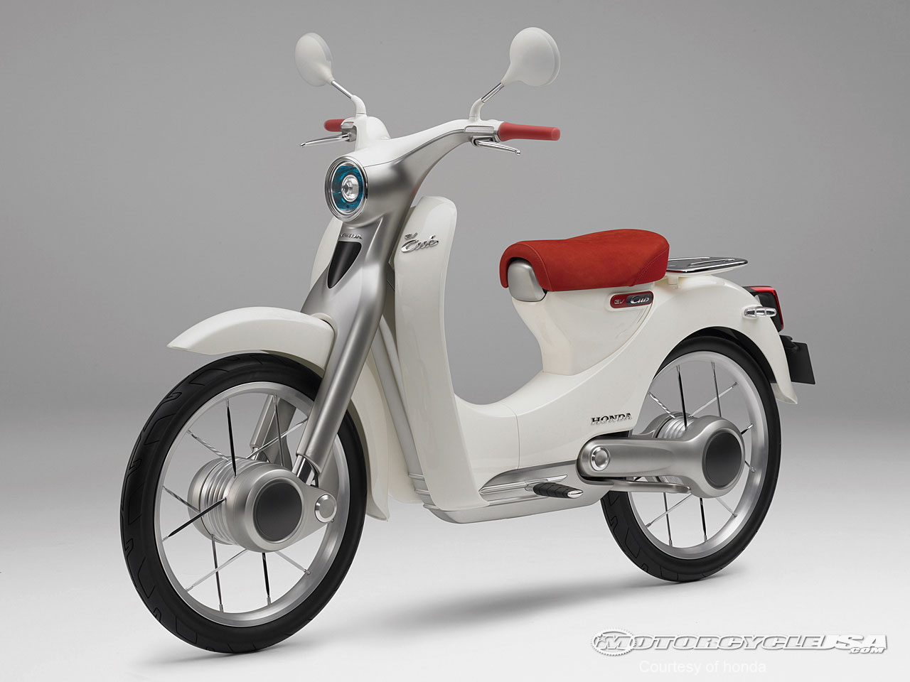 Honda Electric Motorcycle