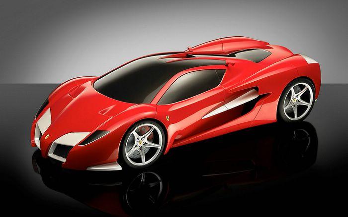Ultimate Ferrari Guide Ferrari Concepts