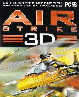 Air Strike 3D Cover, ComputerMastia