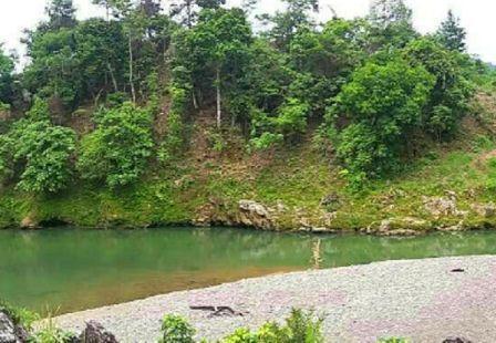 Pemandian Air Panas Desa Kaloy