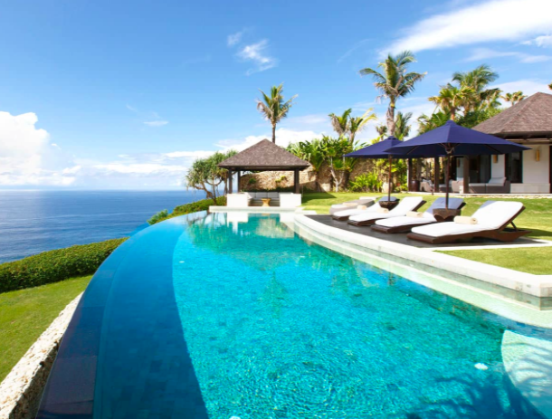 The Ungasan Clifftop Resort Bali