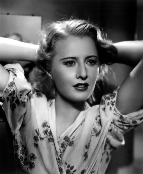 GRANDES ACTORES Y ACTRICES De Hollywood: Barbara Stanwyck