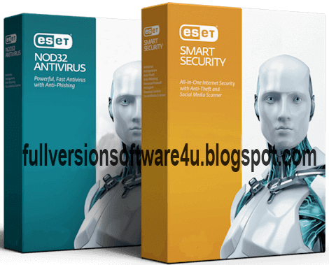 eset nod32 antivirus 9 free download full version with crack