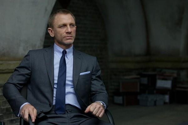 Foxhunt Menswear Daniel Craig Wear Tom Ford In Skyfall