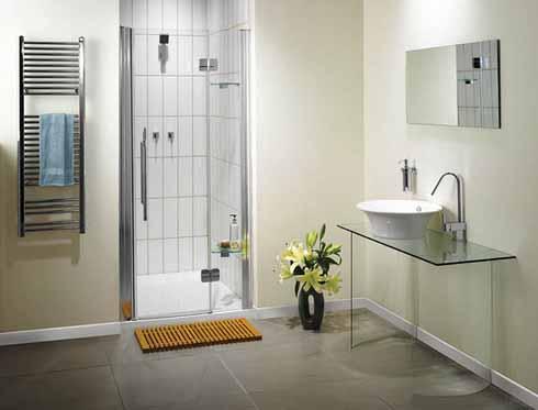 pintu kamar mandi modern - desain kamar mandi
