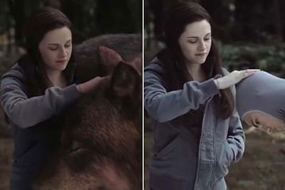 """""""efek visual film The Twilight Saga"""""""