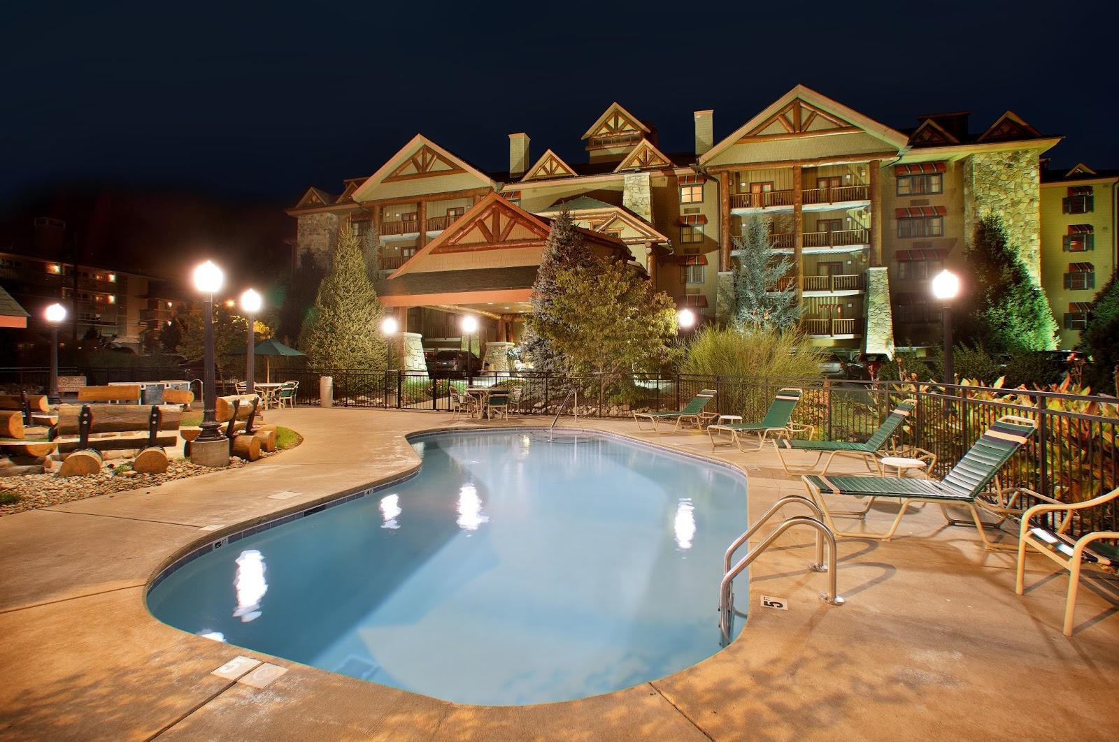 Gatlinburg Downtown Hotels Family Suites