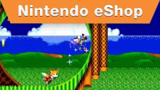 Download Sonic the Hedgehog 2 3DS ROM Cia