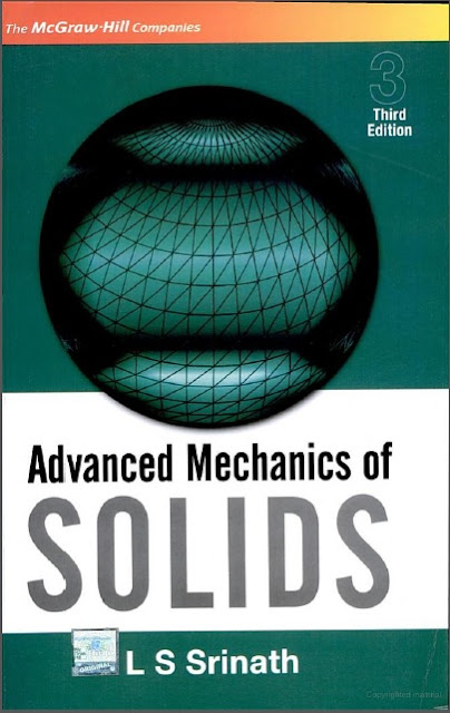 Advanced Mechanics of SOLIDS (3rd Edition)