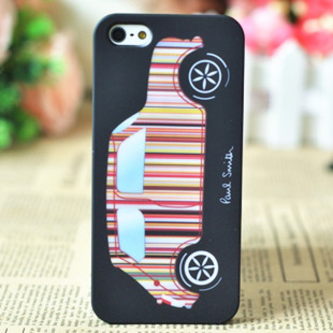 premium selection 07c96 4d5e8 Best Mobile Phone Accessories: Cool Paul Smith iPhone 5 Case for Guys