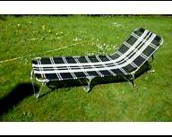 Dänisches Bettenlager Sonnenliege