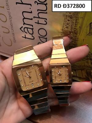 Đồng hồ đeo tay Rado Đ372800 sợi dây kết nối tình yêu của hai người