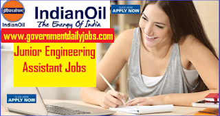 IOCL Recruitment 2018 for 40 Non-Executive, Engg. Assistant Posts - Apply Now