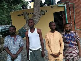 Men Who Planned To Extort N250M From Businessman Nabbed