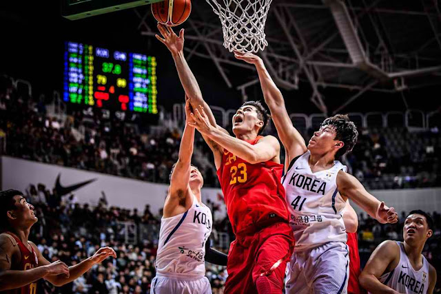 Video Playlist: DAY 1 Highlights 3RD Window FIBAWC Asian Qualifiers