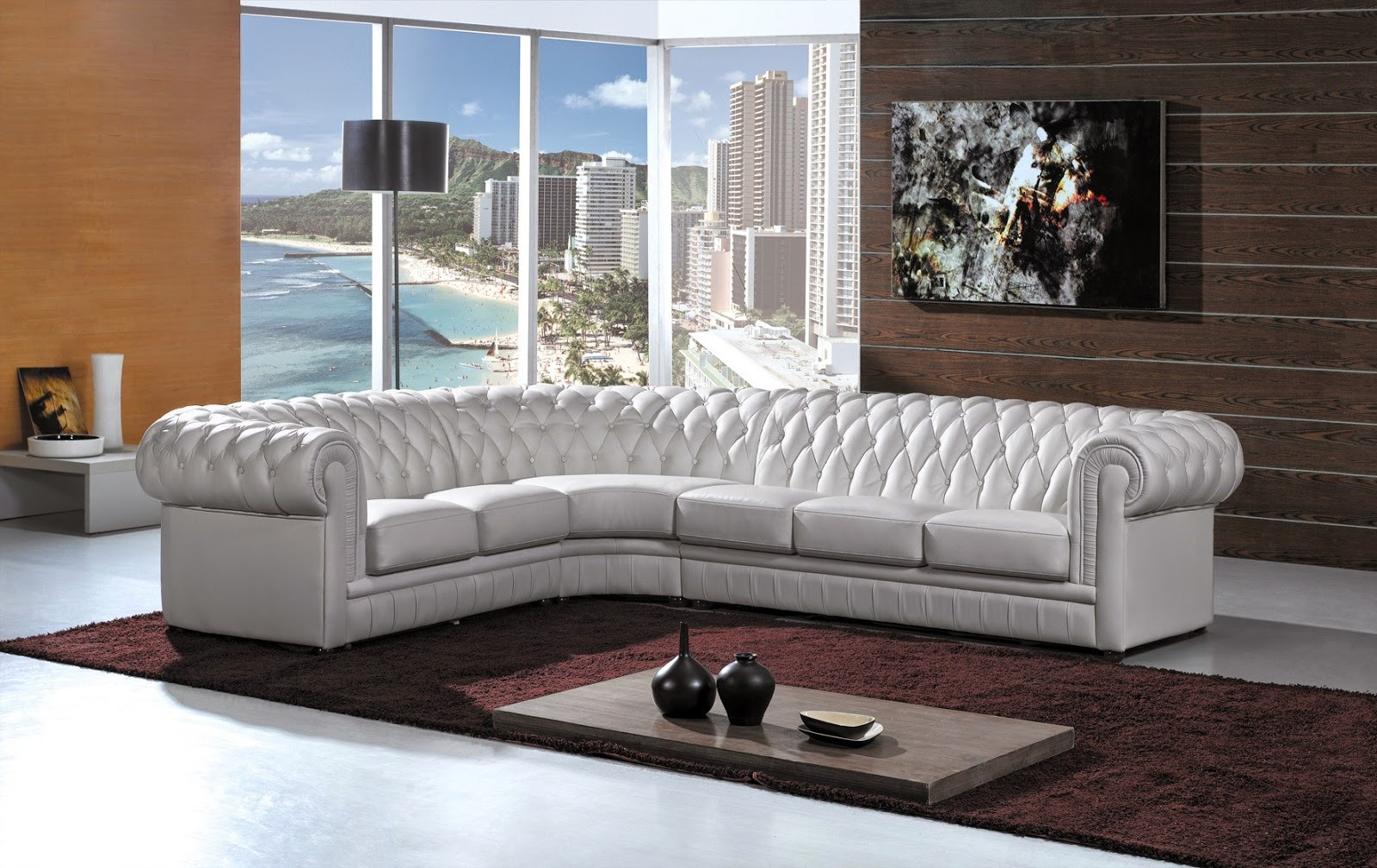 White leather chesterfield corner sofa brokeasshome white leather chesterfield corner sofa memsaheb net parisarafo Choice Image