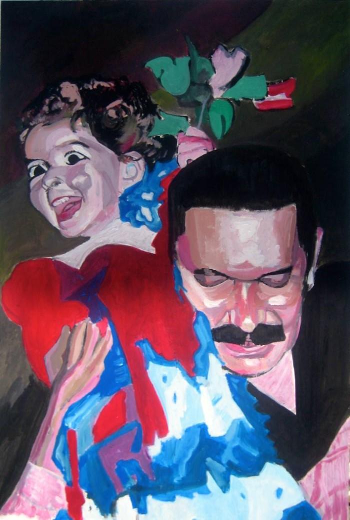 Итальянский художник