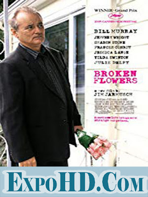 Broken Flowers 2005 IMDb 720p || Bluray 480p || Dubbed Hindi + English [ Watch & Download Here] G.Drive