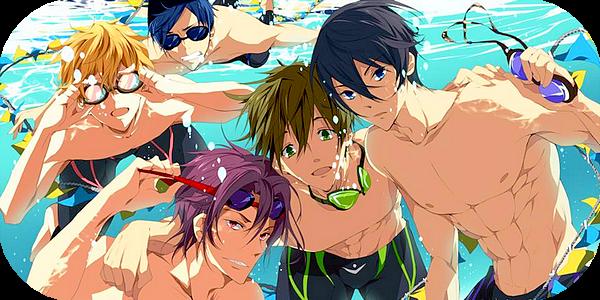 Resultado de imagem para anime meninos sem camiseta