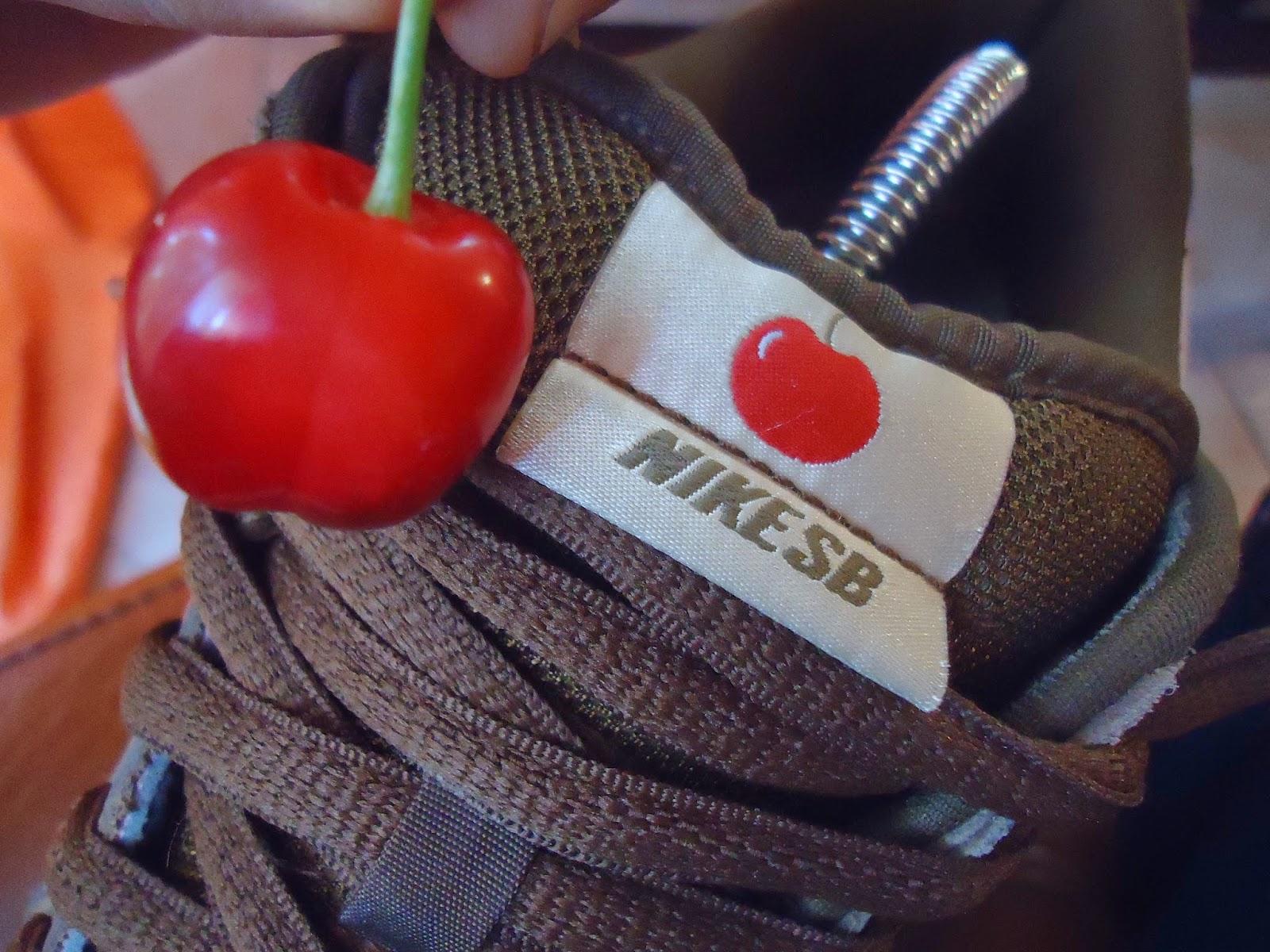 best website 041f2 9fb5f My Kicks Collection: Nike Dunk Low SB Stussy Cherry