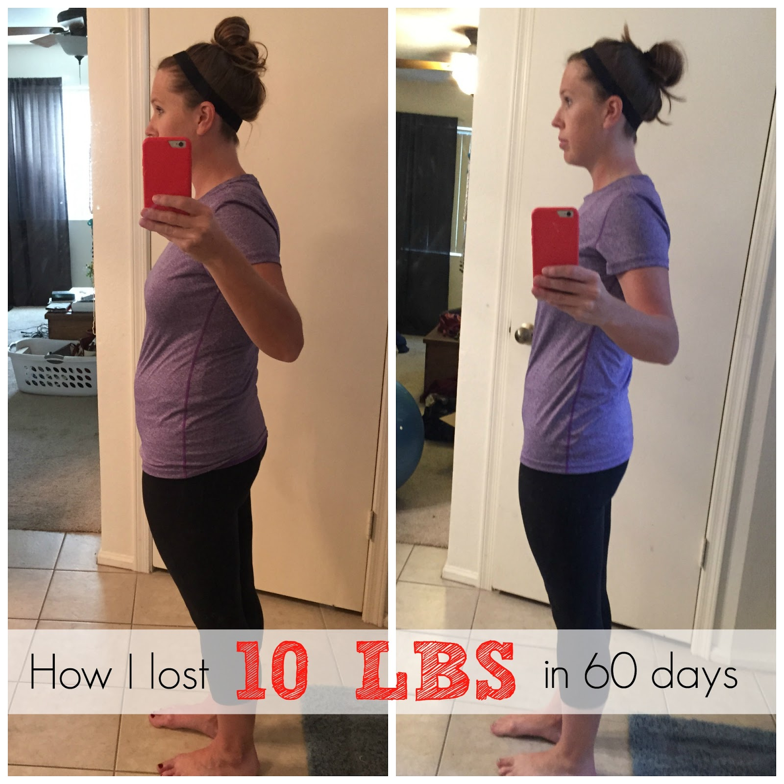How I Lost 10 Lbs In 8 Weeks- The Right Way! 60 Day BMS
