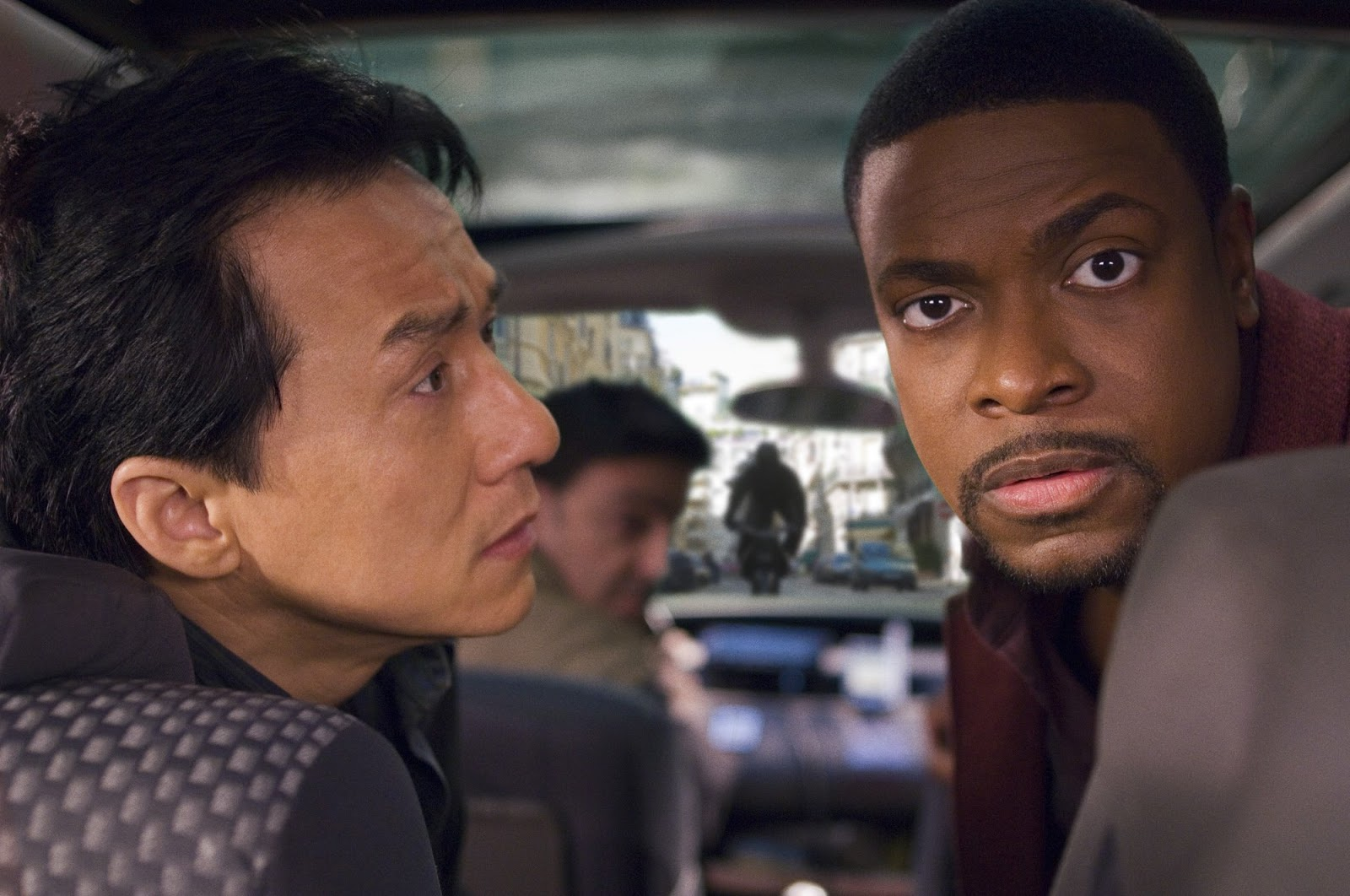 Jackie Chan Reveals Rush Hour 4 In The Works.