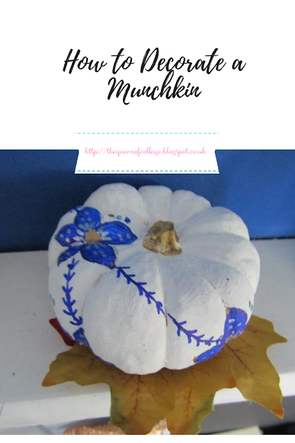 How to Decorate a Munchkin