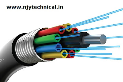 fiberoptic cable for networking