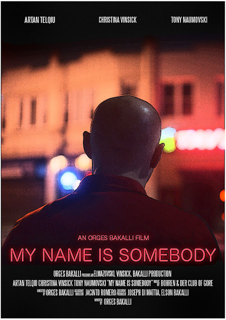 """Filmi """"My Name is Somebody"""" i regjisorit Orges Bakalli nominohet për tre çmime"""