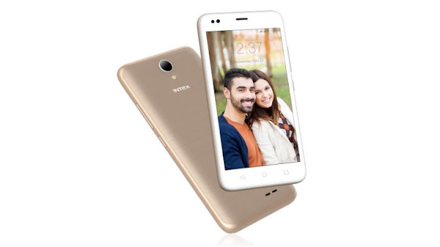 The launched telephone became the role of Intex Aqua Lions Series Intex Aqua Lions T1 Lite launched alongside a cost of 60$