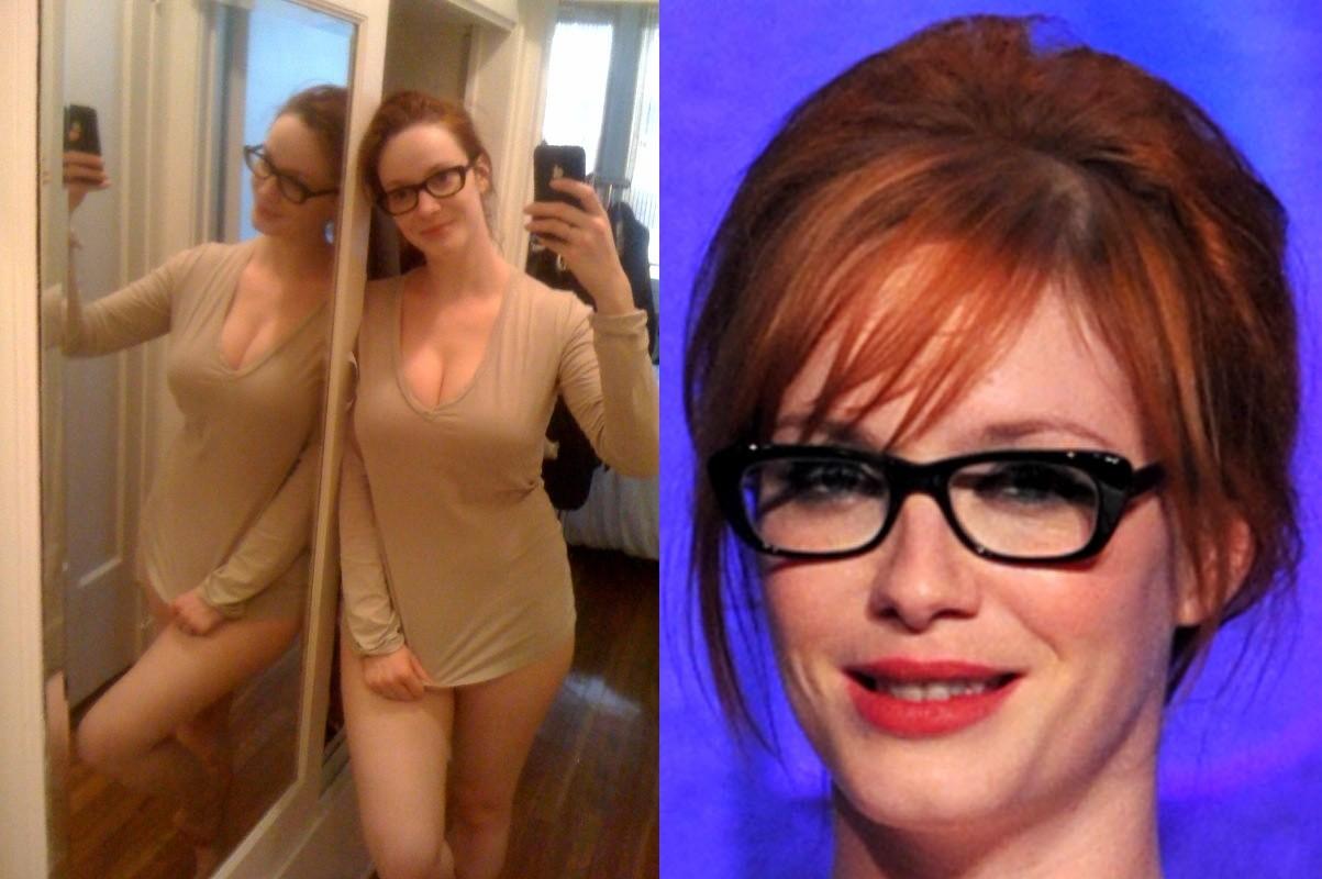 Christina Hendricks Nude Photos Leaked Nsfw  Bootymotiontv-8690