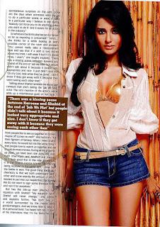Amrita Rao's Sexy Stardust Magazine Photos