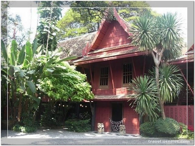 Jim Thompson House - Top 7 Best Places to Travel in Bangkok, Thailand at Least Once in Your Life Time