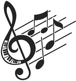 Notas Musicales PNG