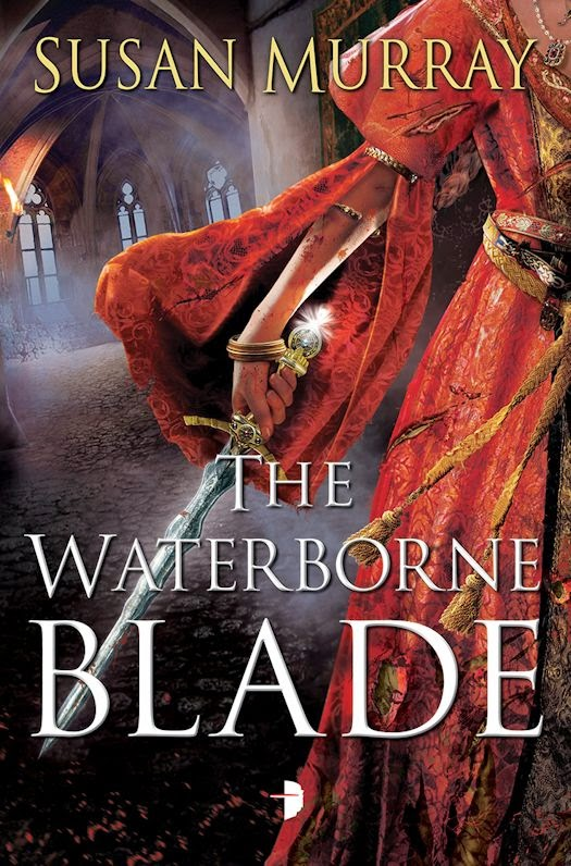 Review: The Waterborne Blade by Susan Murray