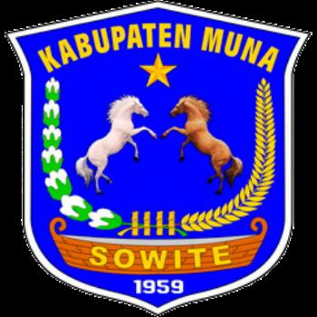 Logo Kabupaten Muna PNG